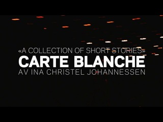 A collection of short stories av Carte Blanche/Ina Christel Johannessen