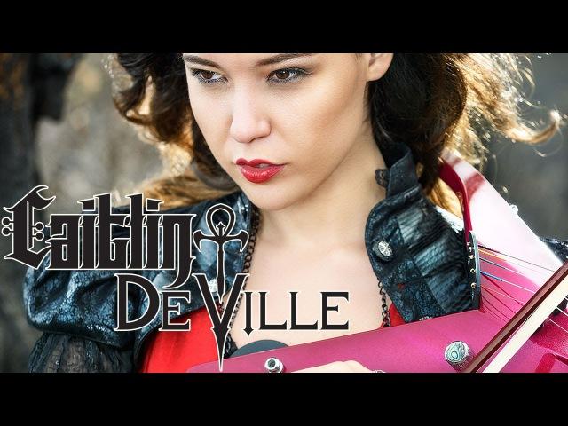 Crowe Caitlin De Ville Electric Violin Original