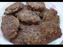 Печёночные котлеты liver cutlets