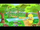 IL BALLO DEL QUA QUA - Canzoni per bambini e bimbi piccoli