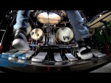 Marco Iannetta plays PDP Concept Series Drums &amp Pedals by DW (100 GoPro)