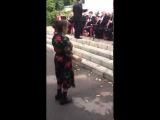 Чечен Прикол. Старуха Танцует Под Чеченской Песни)))