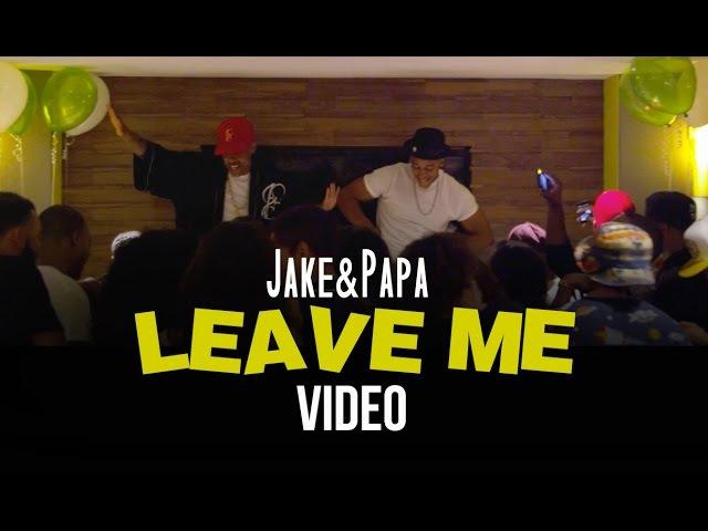 JakePapa - Leave me | ft. DUBB, Karina Pasian
