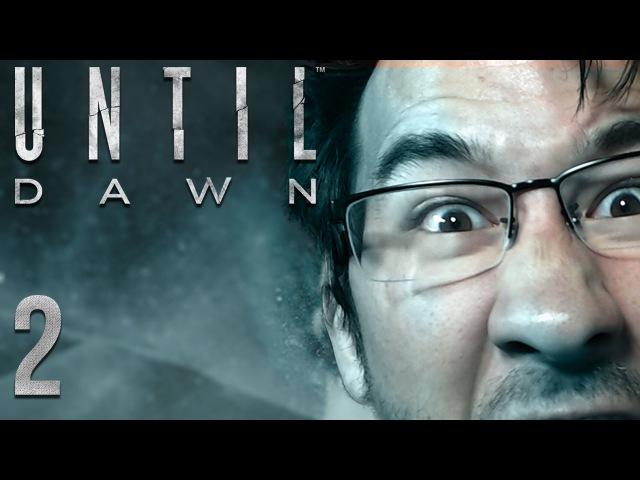 I THINK WE SHOULD SPLIT UP | Until Dawn - Part 2