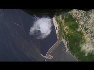Пилотажная группа Русь в Ульяновске