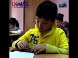 Уроки в академии ментальной арифметики ЮСИМАС