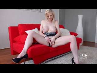 1By-Day.com/DDFNetwork.com: Carly Rae - Pierced Blonde British Beauty Spreads Her Pussy Wide (2015) HD