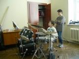 годовой экзамен по игре на ударных инструментах