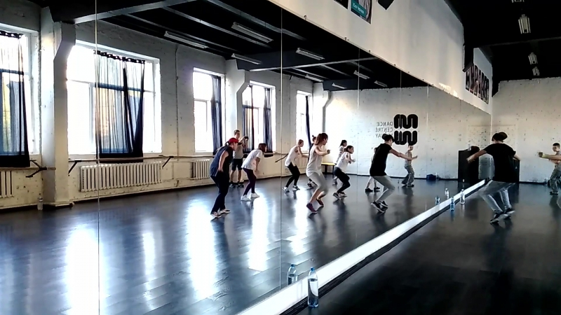 Jumpin Like Jordan (Jeftuz Remix) - Rich The Kid ft. Migos || choreography by Sashka Putilov