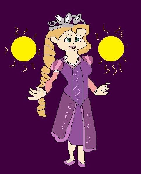 Принцесса София Уборка