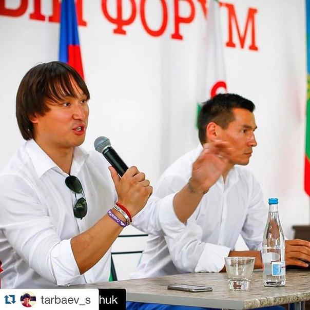 сангаджи тарбаев