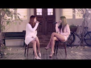 [SPECIAL CLIP] Sistar: Hyorin X Soyou - Growing