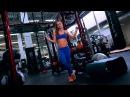 Круговая тренировка от очаровательной Евы на все группы мышц эффективное жиросжигание и тонус