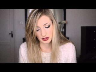 Первое видео. Мой дневной макияж/First video. My everyday makeup
