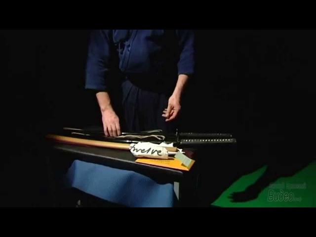 Японские мечи Катана и Вакидзаси мнение эксперта