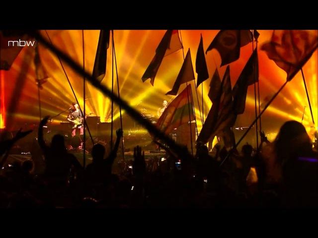 Coldplay - Fix you (Live Glastonbury)