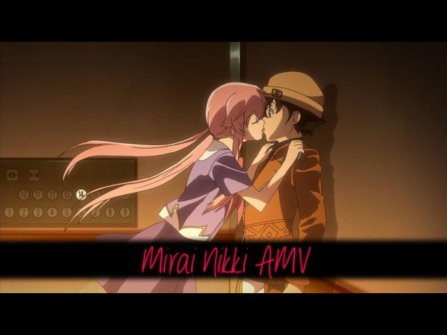 Mirai Nikki [AMV] Nightcore ☆ Super Psycho Love