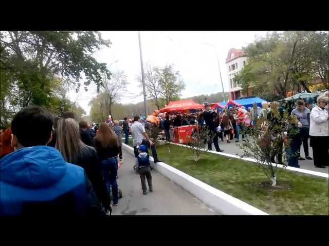Позор на 9 мая, г Артем, Приморский край