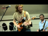 Guthrie Govan improvises Axel F, Jess Lewis follows suit on Wonderful Slippery Thing!