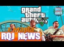 RQJ NEWS #3 — GTA V, Steam, Metal Gear Rising 2, Mortal Kombat X