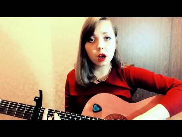 Beyonce - Crazy In Love (Fifty Shades of Grey version) - Diana Lukmanova cover