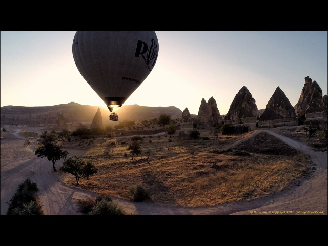 Hot air balloons of Cappadocia, Turkey (Filmed using GoPro Hero 3 and Phantom 2 quadcopter)
