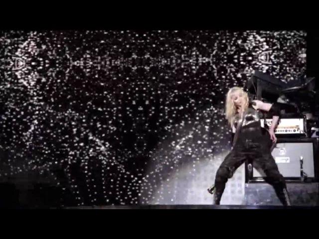 Madonna - Hung Up (Sticky Sweet Tour) HD DVD