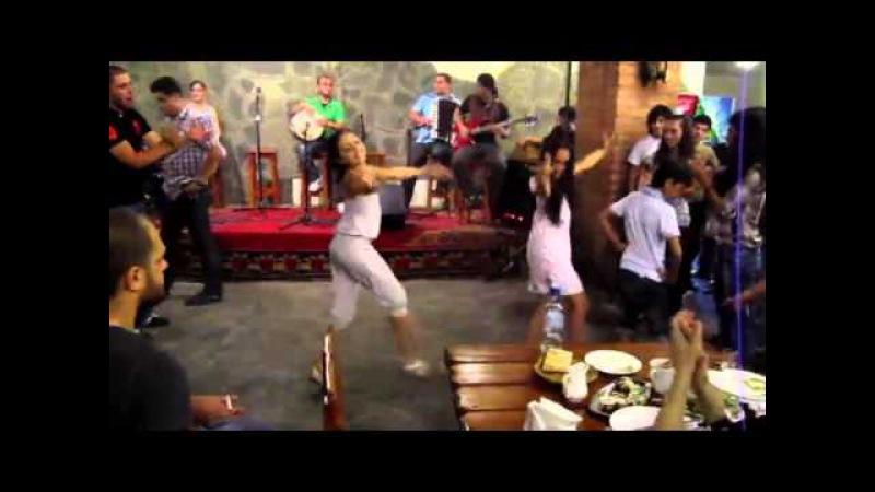 ''მთიულური'' ცეკვა თაღლაურაში /''Mtiuluri'' cekva Taglaurashi