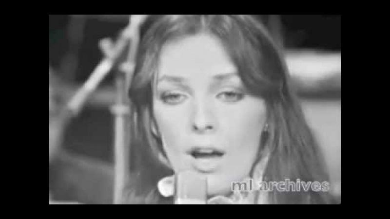 Marie Laforêt Prière pour aller au paradis live 1973