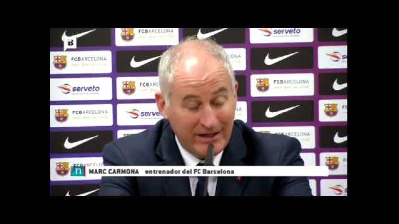 FCBarcelona - Rios Renovables FS 2-4 Els Gols Futsal J28 11.04.2015