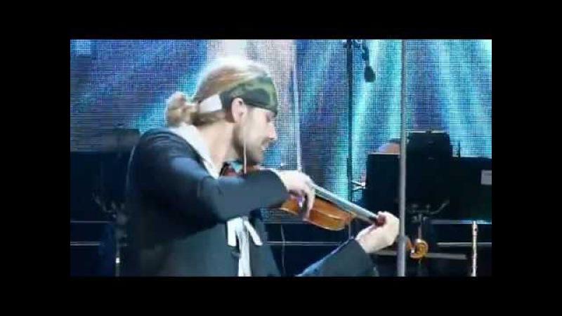 David Garrett - Vivaldi vs. Vertigo - Erfurt 25.06.2011
