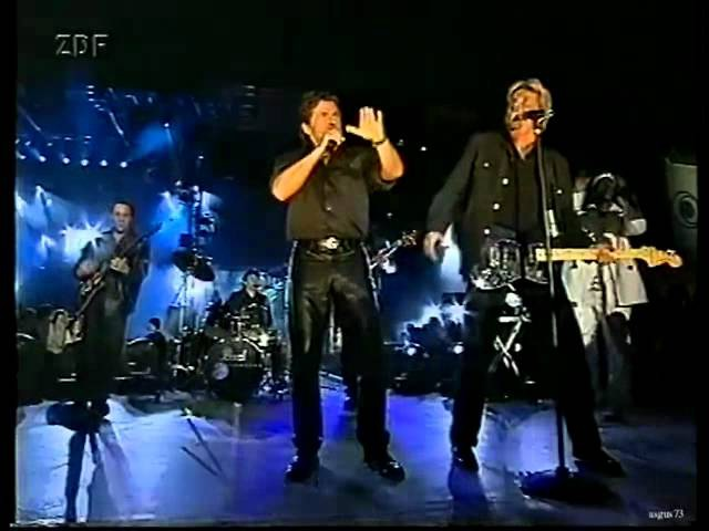 Modern Talking. Youre My Heart,You re My Soul Brother Louie. Chart attak on Tour.1998