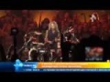 В Москве концерт легендарной группы Metallica прошел с оглушительным успехом