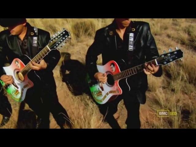 Los Cuates de Sinaloa - Negro Y Azul (English Subs)