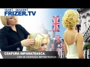 Coafura regala in viziunea ★★★★★ Victoriei Schimbator Frizer TV