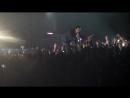 Ник Кейв. Концерт в Москве. 25 мая 2015 год. (Фрагмент7) Работа с людьми