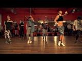 Chris Brown - Strip - WilldaBeast Adams Choreography - Filmed by TimMilgram immaBeast