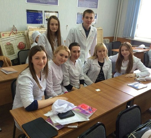 Участники сообщества Признавашки ОмГМА  ОмГМУ