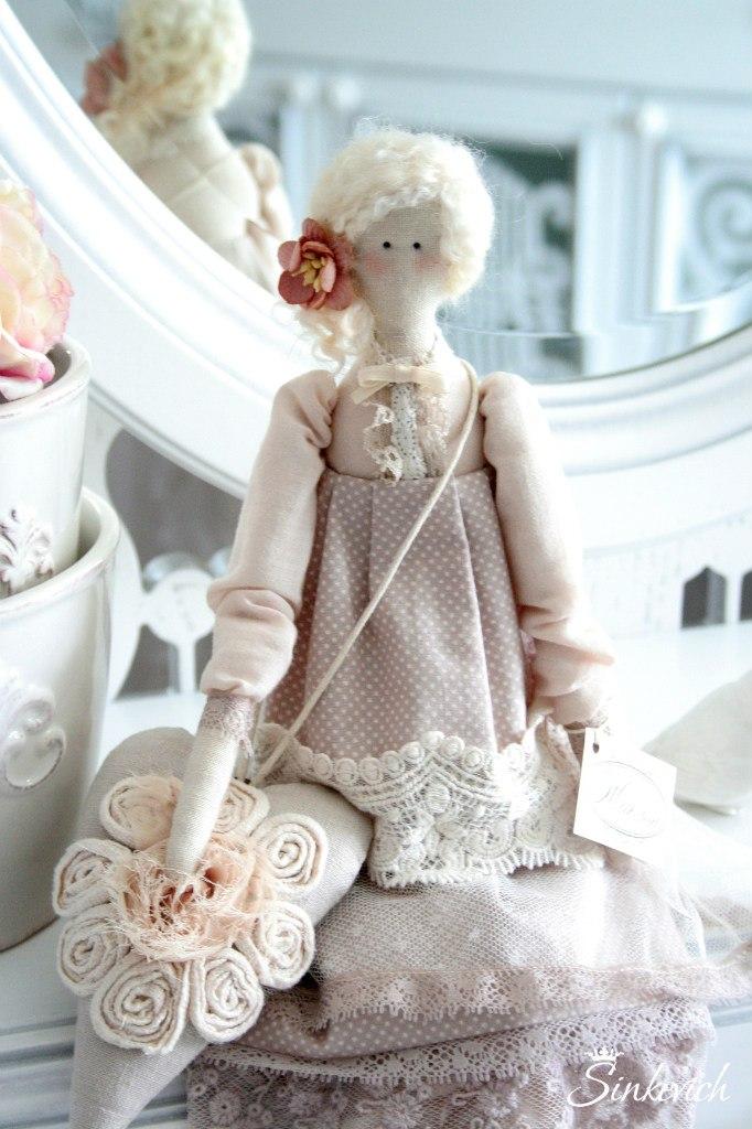 куклы ТИльда Нади Синкевич