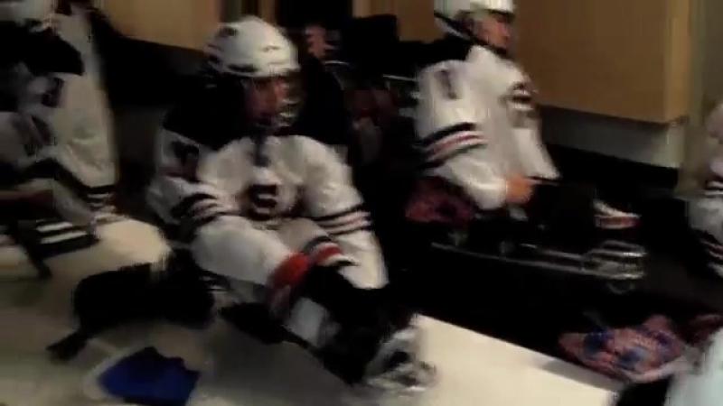U.S. National Sled Team Heads to the Ice -американская команда по следж хоккею