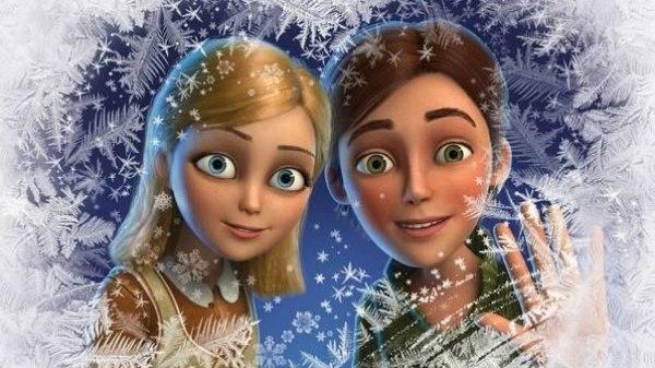 La reina de nieve