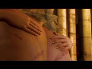 Ведьмак 3 - Секас с Йеннифер