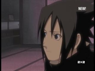 Наруто [ТВ-1] серия 129[ Итачи и Саске. Вдали друг от друга] Перевод 2x2