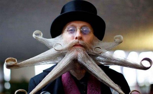 натали мужчина с бородой