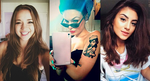 Названа самая модная селфи-поза в предстоящем году: Люди: Из