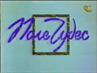 (staroetv.su)Поле чудес заставка после рекламы ОРТ 1996-2000