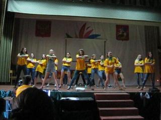 танец вожатых-МИНЬОНЫ 2