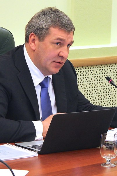 Игорь Албин, вице-губернатор Санкт-Петербурга