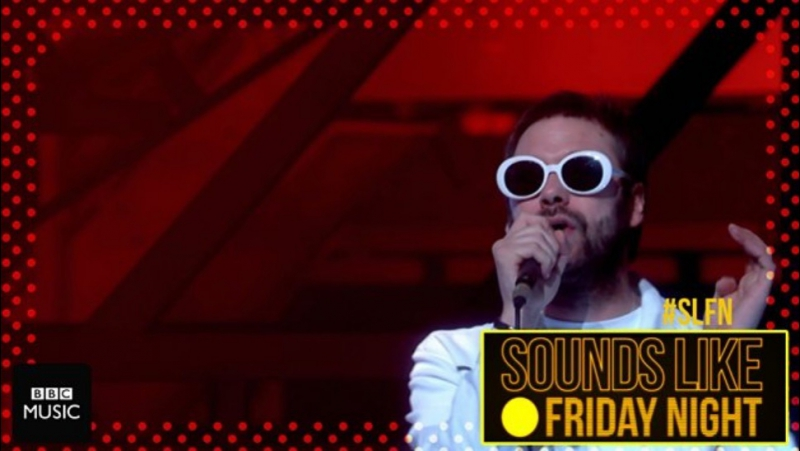 Kasabian - You're In Love With A Psycho (Sounds Like Friday Night - Episode 6, Series 1)