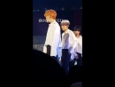 FANCAM   06.07.18   Chan - only one @ UNB 1st concert in Japan